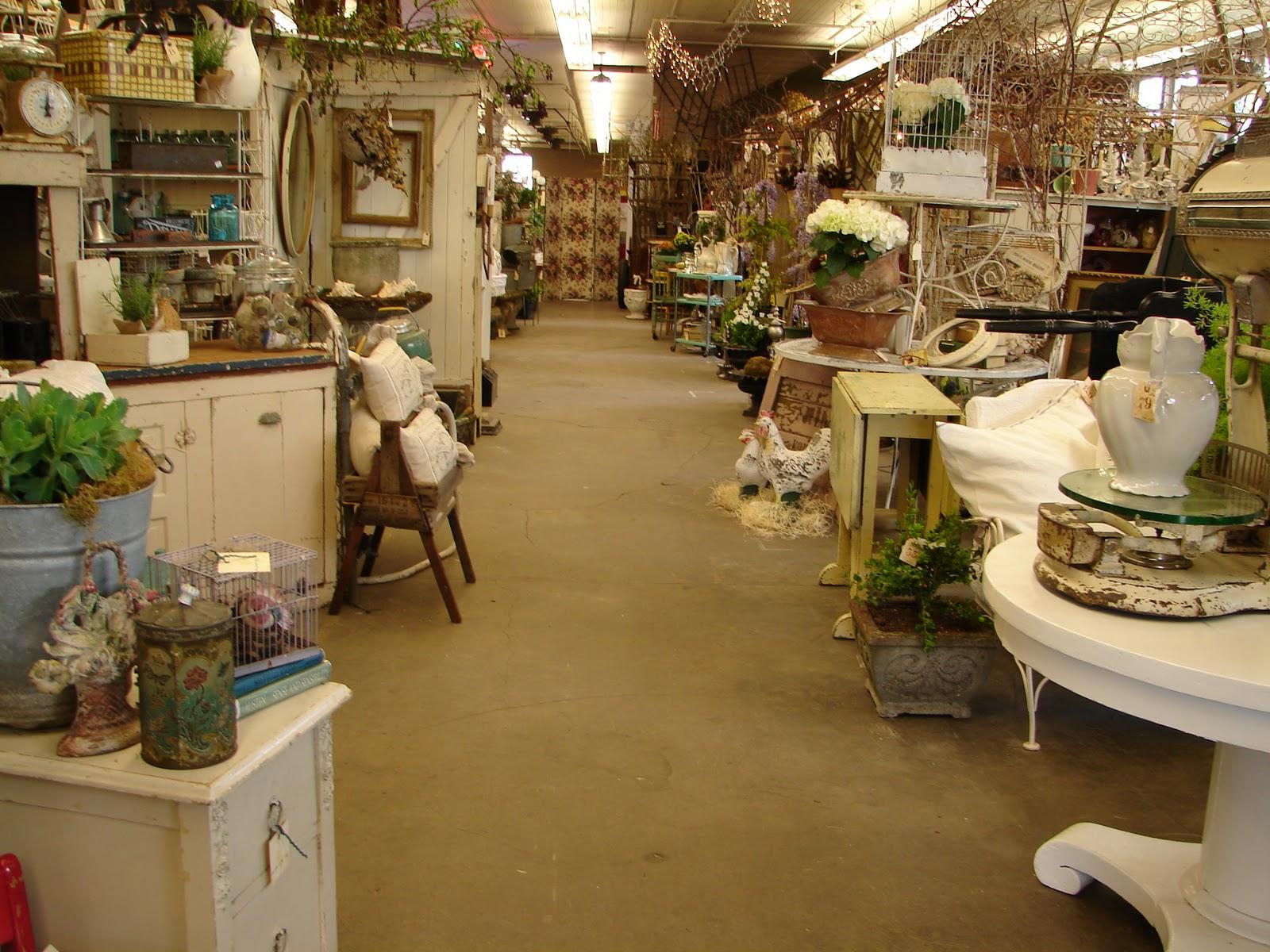 Monticello Antique Marketplace: Announcing...The Garden Show Lineup!