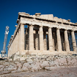 Tour de Greece - Velkolepe Ateny
