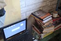 Laptop pun juga jadul