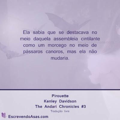 Pirouette - Kenley Davidson