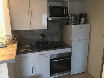 Appartement meublé 2 pièces 33,7 m2