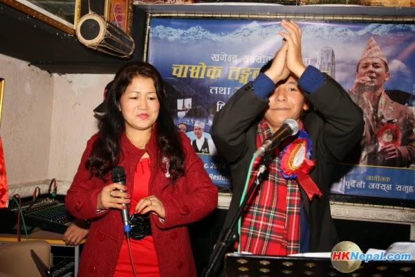 Kharngwa Khola Sanjh (Photo)