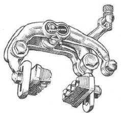Sidepull brake