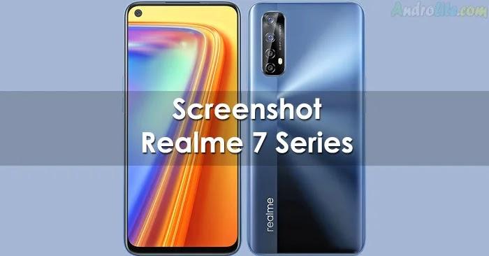4 Screenshot Realme 7 Series Terbaru