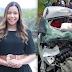 Amanda Wanessa dirigia a 130km/h quando sofreu acidente, diz perícia