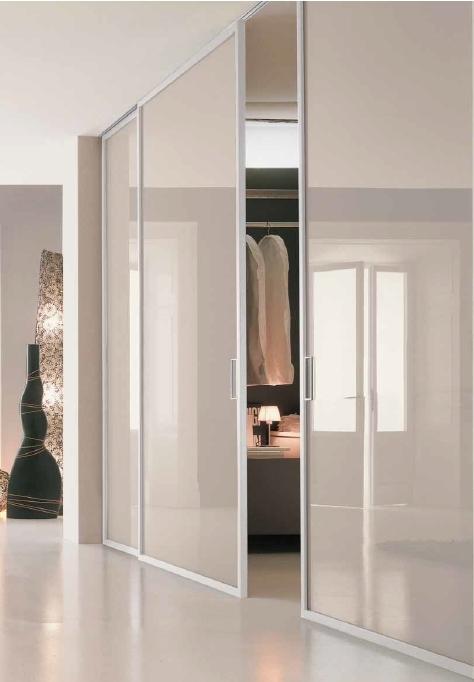 Progettazione arredamento con rendering 3d carminati e sonzogni - Porte scorrevoli per cabina armadio ...
