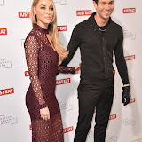 OIC - ENTSIMAGES.COM - Lauren Pope and Joey Essex at the   British Takeaway Awards in association with Just EatLondon UK 9th November 2015 Photo Mobis Photos/OIC 0203 174 1069