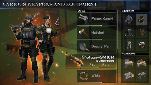 WarZ: Law of Survival 1.8.7 screenshots 13