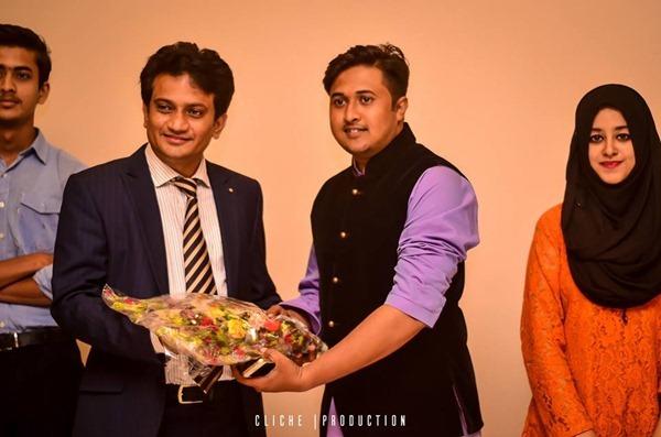 Rizwan Jaffar with Syed Ali Raza