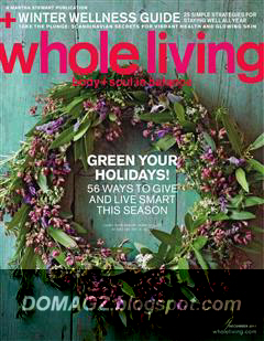 Download Whole Living - December 2011 Free - Mediafire Link