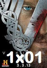 Vikings Temporada 1×01 Online
