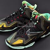 Nike LeBron XI Showcase