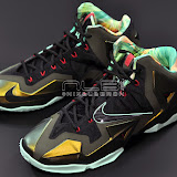 Nike LeBron XI Showcase