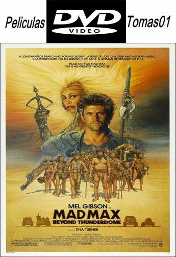 Mad Max 3: Más allá de la Cúpula del Trueno (1985) DVDRip