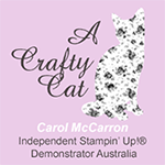 grab button for A Crafty Cat - Stampin' Up! Demonstrator