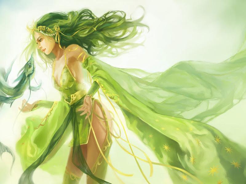 Crafty Fay Of Wizdom, Fairies 4