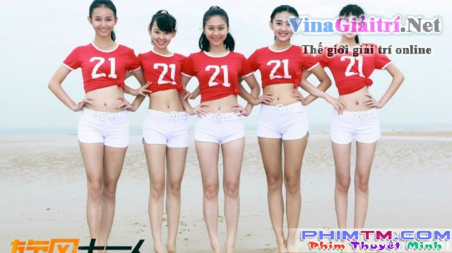 Xem Phim Cơn Lốc 11 Người - Go Goal Fighting - phimtm.com - Ảnh 1