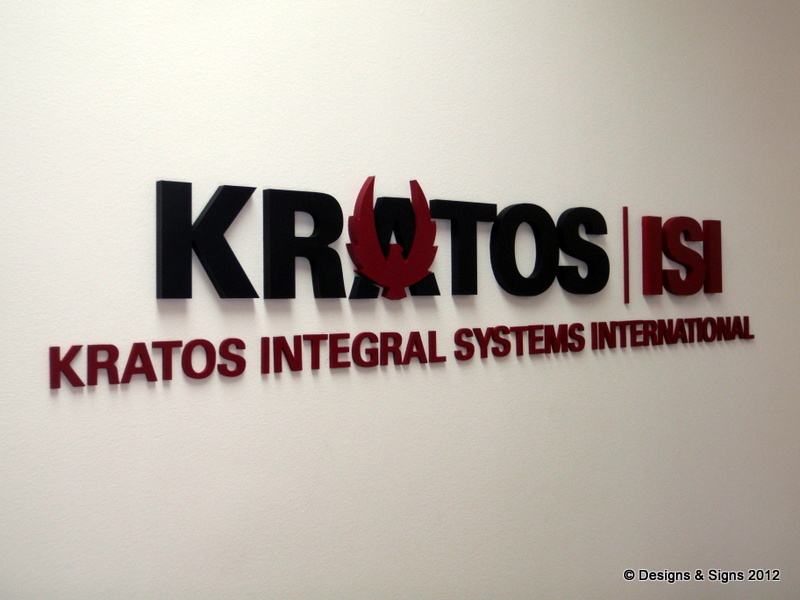 Dimensional Letters - Kratos ISI