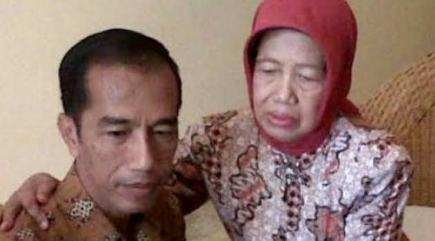Innalillahi, Ibunda Presiden Jokowi Meninggal Dunia