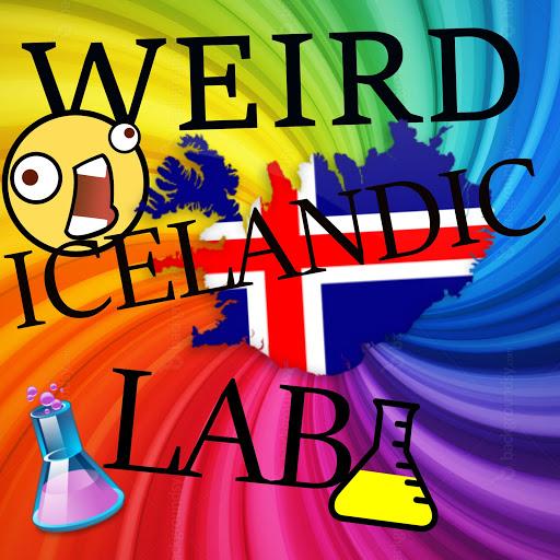Tristan at Weird Ice Lab