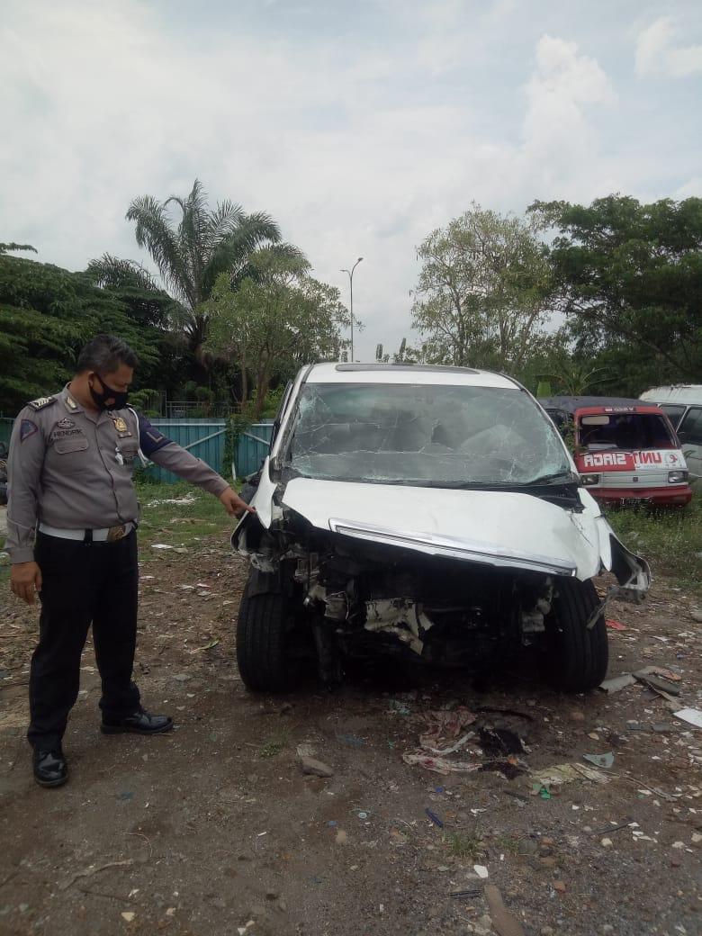 Kabid Humas Polda Jabar : Putra Amin Rais Alami Kecelakaan  Beruntun di Tol Cipali