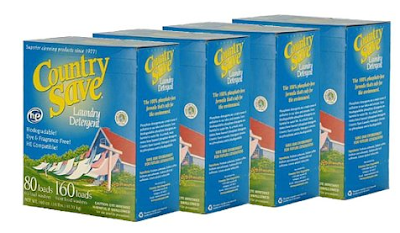 country save laundry deterget