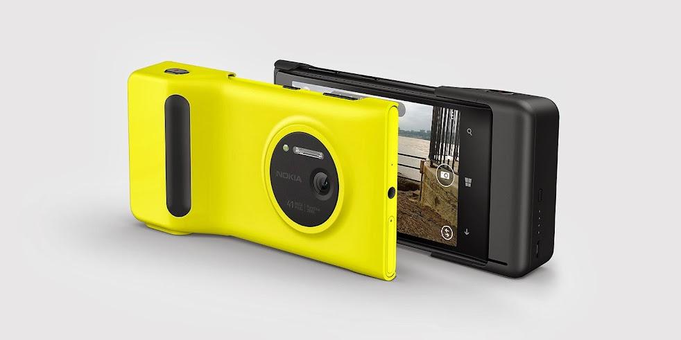 Nokia Lumia 1020 Spesifikasi dan Harga, Ponsel dengan kamera 41px