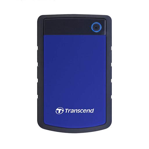 ổ cứng HDD Transcend 2TB 25H3B+Box 2.5