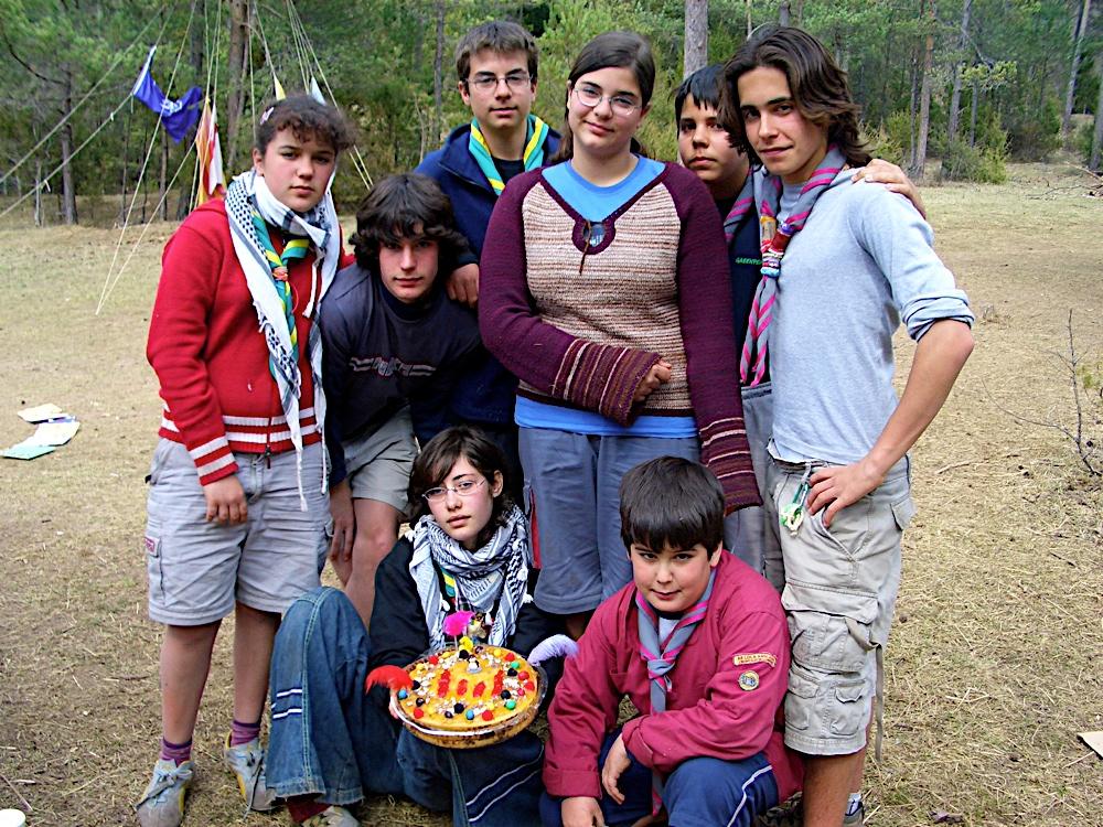 Campaments amb Lola Anglada 2005 - CIMG0393.JPG