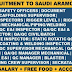 Saudi ARAMCO (Oil Company) Large Recruitment | VISA + Insurance