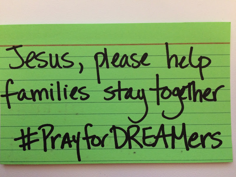 green card prayer