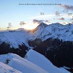 Décembre 2012 - Arête SE du Montaigu