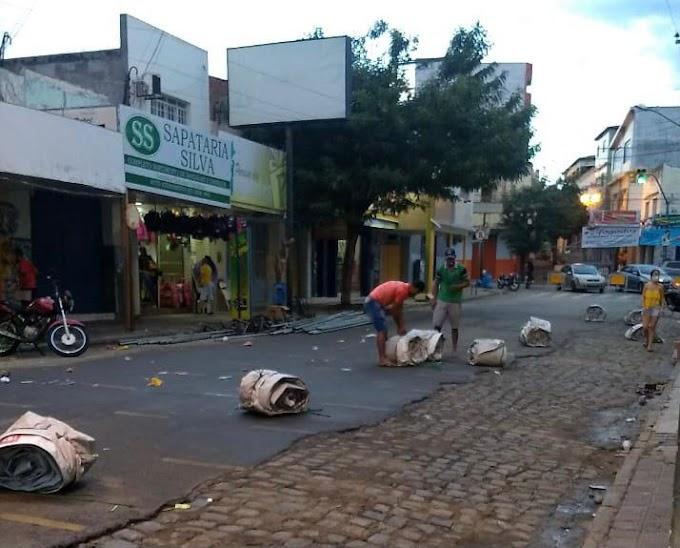 Afogados: Prefeitura libera trecho final da Manoel Borba para o tráfego
