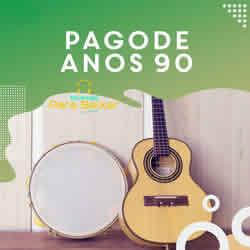 CD – Pagode Anos 90 Nostalgia