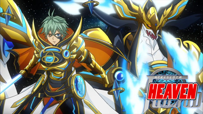 CardFight! Vanguard Legion Mate Hen - Ep 27