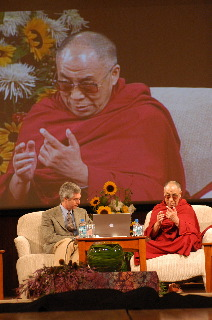 Wallace And Dalai Lama, Alan Wallace