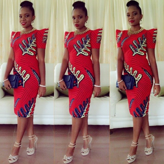 Short Gown Styles For Nigerian 2017 2018