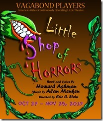 Little Shop of Horrors web