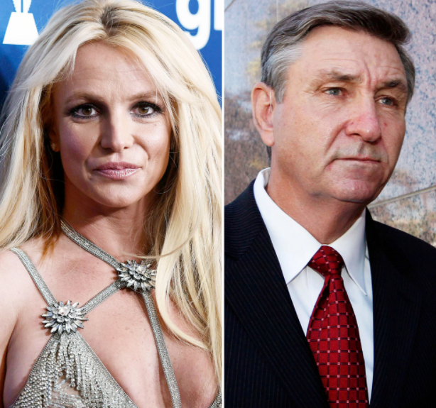 Britney Spears accuses her father of trying to extort her