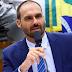 Eduardo Bolsonaro sobre Lei Paulo Gustavo: 'Covidão da Cultura'