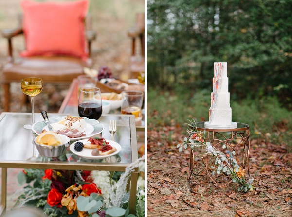 Modern Bohemian Wedding Inspiration Tidewater And Tulle