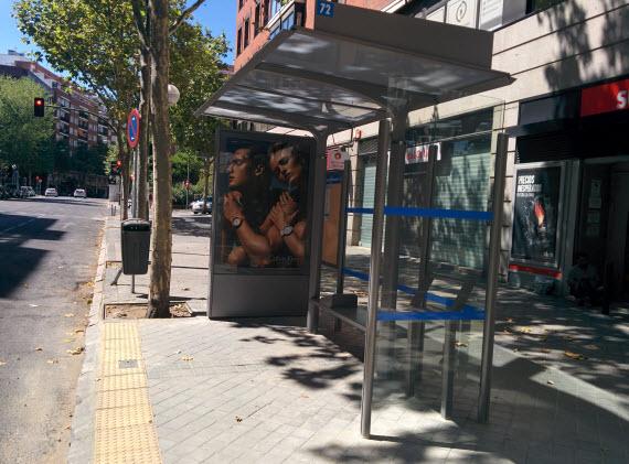 La campaña 'Todo está en Madrid' estará en 8.000 marquesinas para promover comercio, hoteles y servicios
