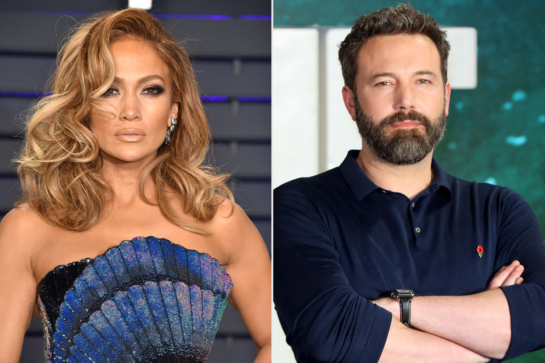 "Jennifer Lopez and ex-Ben Affleck have been ""spending Quality time together"" after her split from Alex Rodriguez"