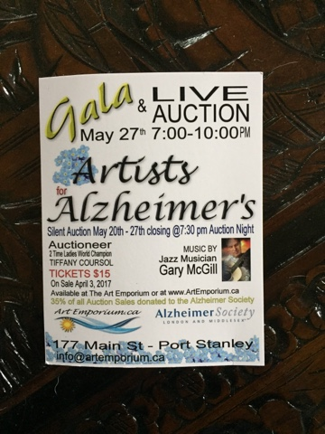 auction, charity, art