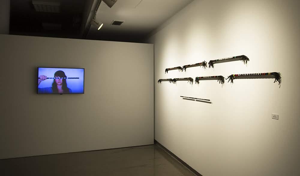 Malabar d'artista, Lluci Juan, Col•legi Major Rector Peset, Sala de la Muralla,  Intramurs 2018 Atòpic
