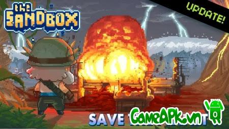 The Sandbox: Craft Play Share v1.900 hack full mana cho Android