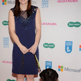WWW.ENTSIMAGES.COM -       Libby Clegg at       Guide Dog of the Year Awards at London Hilton Park Lane London December 10th 2014Annual awards which celebrate the partnership between guide dogs and their owners.                                              Photo Mobis Photos/OIC 0203 174 1069