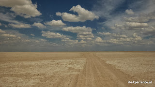 Botswana Gweta Salt Pan