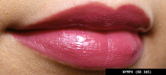 Shiseido Lacquer Rouge RD 305