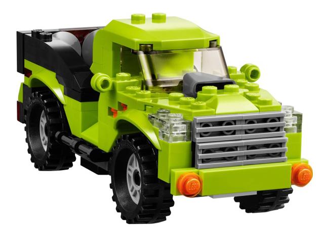 レゴ クリエイター パワーメカ 31007